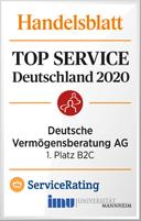 Siegel_TopServiceDeutschland_DVAG